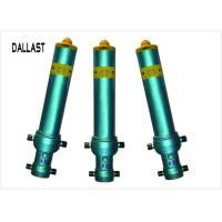 China OEM Multi Stage Single Acting Hydraulic Cylinders 4 5 Large Bore Long Stroke for Trailer wholesale