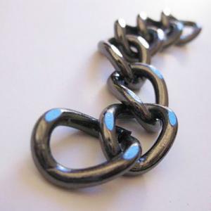 China Colored Aluminium Chain (Jewelry chain, jewelry parts) on sale