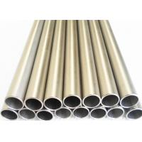 China Nickel Alloy 718 / Inconel 718 Seamless Alloy Pipe 20ft Length Round Shape wholesale