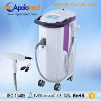 China Multifunction Beauty Equipment / IPL SHR tattoo removal Nd:YAG laser on sale