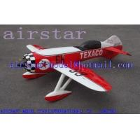 China GeeBee R3 30cc  balsa wood plane 1.85m GeeBee R3 wholesale