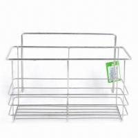 China Spice rack/kitchen stainless steel rack  wholesale