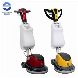 China Floor Scrubber Machine / Brush cleaning Machine 1100W 154RPM wholesale