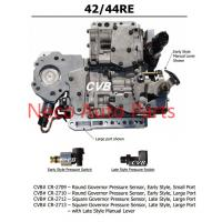 China Auto transmission 42RE 44RE sdenoid valve body good quality used original parts wholesale