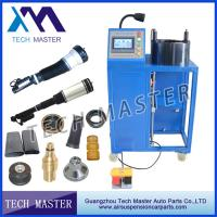 China Mercedes Air Suspension Hydraulic Hose Pressing Machine Air Shock Absorber Repair Machine wholesale