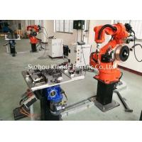 China CNC Automatic Welding robot for copper bar welding Welding Manipulator wholesale