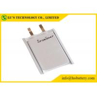 China CP383047 3.0V High Energy Density Lithium Batteries 10 Years Shelf Life on sale