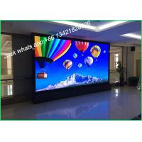 China Energy saving HD Video Wall LED Display , Indoor LED Advertising Board wholesale