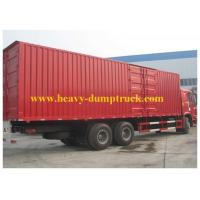 China Sinotruk Refrigerated box truck 6X4 10 wheels large capacity for fresh food wholesale