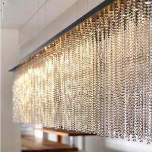 China Metal Bead Chain Curtain wholesale