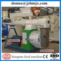 China ISO approved feed pellet machine wholesale