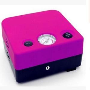 China 6 Bar Plastic Air Compressor Mini Air Pump With Cigarette Lighter Plug wholesale