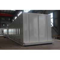 China HDD mud recycling system mud tank for sale at Aipu solids control wholesale