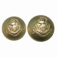 China Fashion ABS button with shank, used for coat or garment, available in various sizes wholesale
