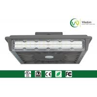 China 5400 Luminous Flux LED Canopy Lights 150 Angle For Indoor Parking Lots wholesale