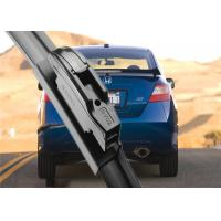 China Clearing 22 Inch Car Front Wiper Blades Rubber Fit For 99% Car Wiper Arms wholesale