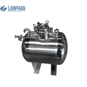 China GMP 550 Gallon Vertical Cryogenic Liquid Storage Tank on sale