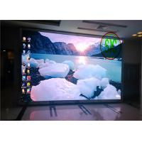 China 160 * 80 mm Rental Led Display Super Thin Indoor Full Color P2.5 wholesale