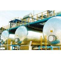 China Light And Medium Crude Oil High Efficiency Oil-gas-water Three-phase Separator wholesale