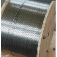 China Alloy 2205 S32205 Capillary Coiled Steel Tubing Seam Welded / Bright Annealed wholesale