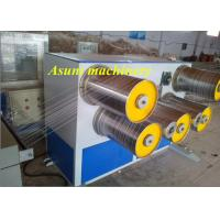 Quality 150kg / h Rope PP PE Nylon Monofilament Extrusion Machine 37kw for sale