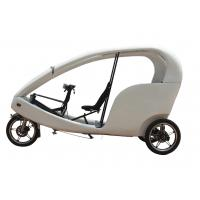 China 800w Brushless Motor Electric Tricycle Battery powered with pedals wholesale