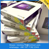 China Windows 10 Professinal USB 3.0 full package DHL free shipping Windows 10 Pro on sale