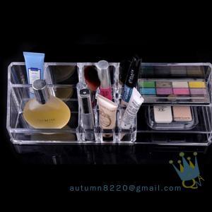 China acrylic cosmetic organizer drawer wholesale