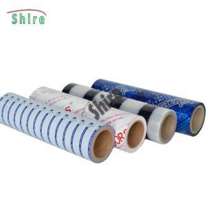 China LOGO Customized Protective Film PE Clear Self Adhesive Anti Dust Foil wholesale