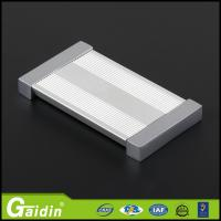China Foshan aluminium various colours finished die cast kitchen cabinet window door handles and knobs wholesale