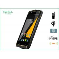 China Industrial Smartphone Android 7.0 Octa-Core 5.5 inch 4GB 64GB Rugged Phone with Digital Intercom wholesale