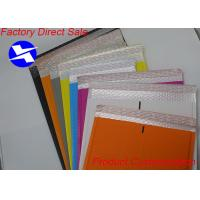 China Multi Color Printing Logo Bubble Mailer Envelope , Poly Mailer Shipping Bags on sale