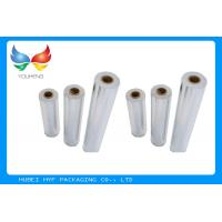 Wet Strength Vacuum Metallized Paper , High Glossiness Silver Holographic Paper for sale