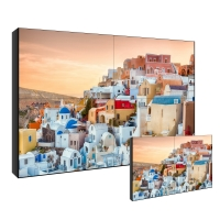China POP 3x3 Samsung LCD Video Wall Display 8ms Repond LVDS Signal Interface wholesale