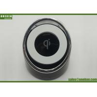 China 6 ~ 10mm Wireless Battery Charger , ABS / Rubber Cell Phone Wireless Charger wholesale