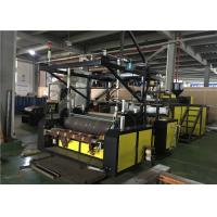 China Three Layers Plastic Air Bubble Film Making  Machine With LDPE Raw Material Model wholesale