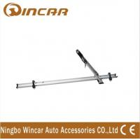 China 142 length Aluminum Bike Carrier Mounting On Auto Top With Anti-thief Keys wholesale