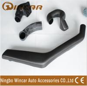 China Left side 4wd Auto Snorkel 4x4 Nissan Navara D22 Air Ram Intake Set wholesale