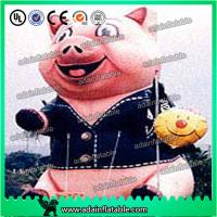 China Advertising Inflatable Animal Giant Event Inflatable Pig Model wholesale