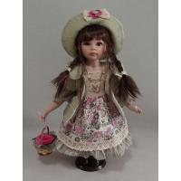 "China 18"" TOY DOLL PORCELAIN DOLL,ceramic doll, gift doll, doll manufacturer, doll OEM, GIRL DOLL wholesale"