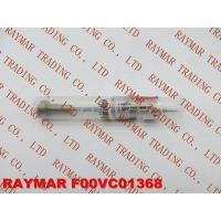 China BOSCH Common rail injector valve F00VC01368 for 0445110321, 0445110390, 0445110483 wholesale