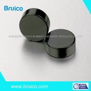 China Sintered Neodymium Motor Magnets Ring , 30MGOe to 50MGOe Black Epoxy on sale