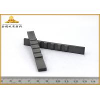 China Wear Resistance Tungsten Carbide Cutting Tools , Polished Tungsten Carbide Inserts Cutting Tools wholesale