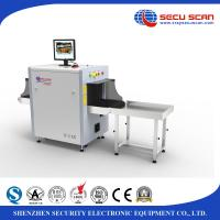 Buy cheap Small Tunnel Size Dual Energy Baggage X Ray Machine For Hold Baggage Inspection from wholesalers