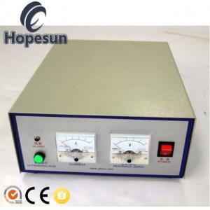 China 20khz 2000w Ultrasonic Generator For Mask Welding on sale