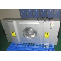 Buy cheap AC Single Phase Modular Clean Room 316 Fan HEPA Filter Unit from wholesalers