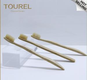 China Bamboo Toothbrush Adult Medium Firm Bristles Eco Friendly Bio-Degradable wholesale