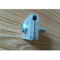 China Durable Power Line Fittings One Bolt Suspension Guy Clamp Parallel Cable Strand Clamp wholesale