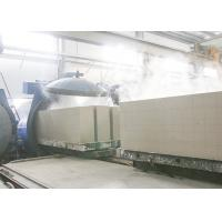 China High Cost Performance AAC Block Autoclave / AAC Autoclave / Panel Autoclave wholesale