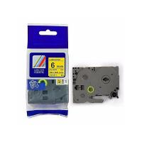 China Brother P - Touch White On Black Label Tape TZ - 611 9mm 12mm Colors Refill wholesale